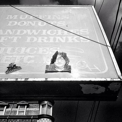 Icon Photograph - A Legacy by Kreddible Trout
