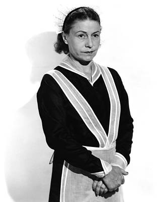 Thelma Photograph - A Letter To Three Wives, Thelma Ritter by Everett
