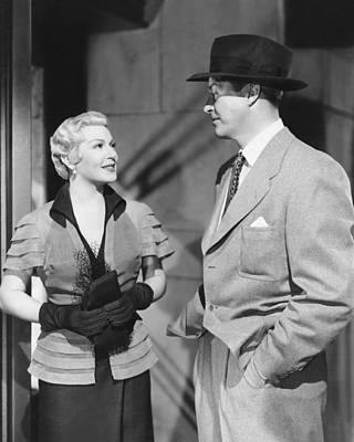 Films By George Cukor Photograph - A Life Of Her Own, From Left Lana by Everett