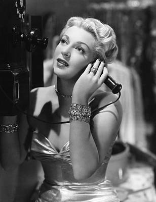 1950 Movies Photograph - A Life Of Her Own, Lana Turner, 1950 by Everett