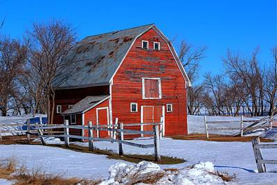 Photograph - A Little Bit Of Country by Larry Trupp