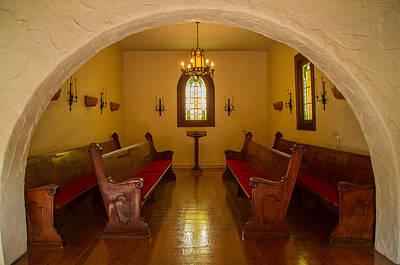 Photograph - A Little Chapel by Roger Mullenhour