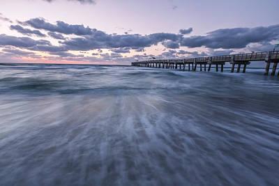 Salt Water Photograph - A Little Closer by Jon Glaser