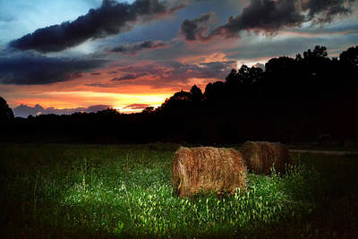 Photograph - A Little Country by Adam LeCroy