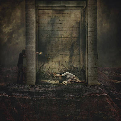 Miscarriage Photograph - A Lonely Place by Bonnie Al-rifai
