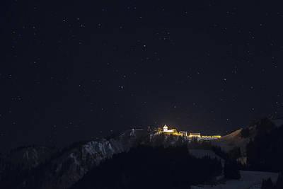 Photograph - A Magic Night by Alfio Finocchiaro