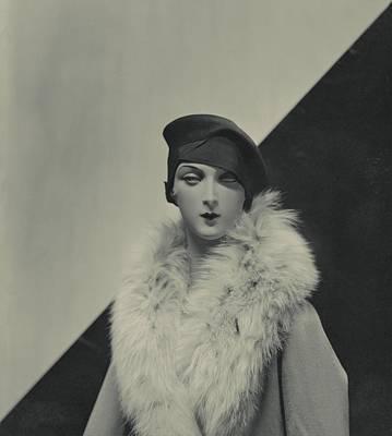 Photograph - A Mannequin Designed By Siegel by George Hoyningen-Huene