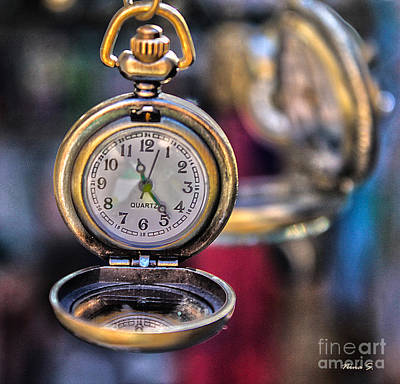 Photograph - A Moment In Time Hdr by Nina Silver