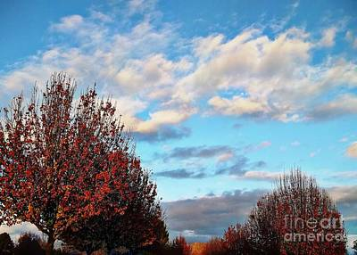Photograph - A Moving Sky by Glenn McCarthy Art and Photography