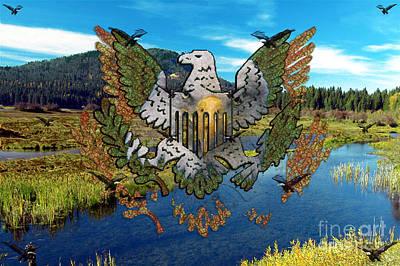 Digital Art - A Natural Pride by Asegia
