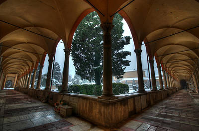 Bologna Photograph - A New Angle by Tommaso Di Donato