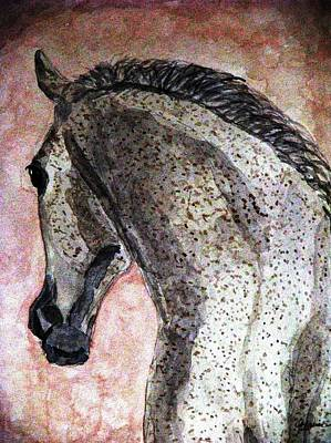 Art Print featuring the painting A New Dawn by Angela Davies
