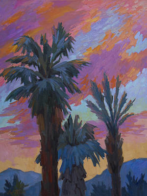 Painting - A New Day by Diane McClary