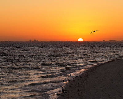 A New Day - Sanibel Island Art Print