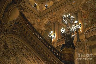 Photograph - A Night At The Opera II by Louise Fahy