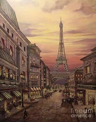 A Night In Paris Original