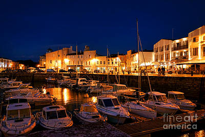 Nightlife Photograph - A Night In Saint Martin by Olivier Le Queinec