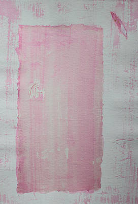 Painting - A Paler Shade Of Pink by Asha Carolyn Young