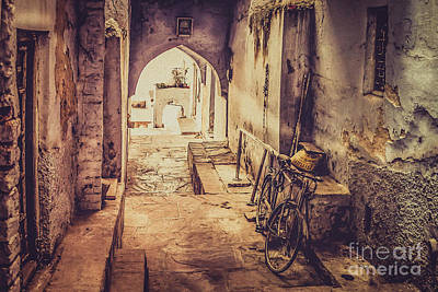 A Passage In India Art Print by Catherine Arnas
