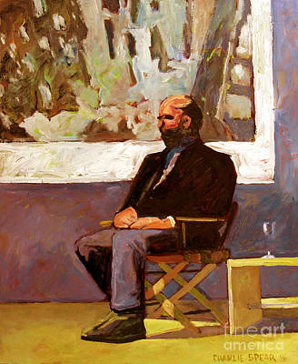 Richard Diebenkorn Painting - A Peter Doig Interview by Charlie Spear