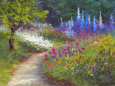 A Piece Of Heaven Original by Christine Bass