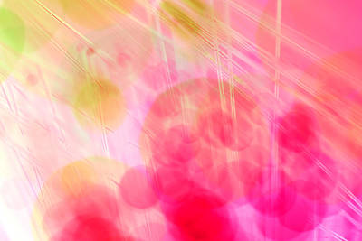 Photograph - A Pink Dream by Dazzle Zazz