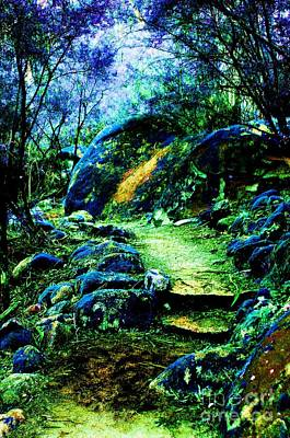 A Place Of Faeries And Dreams Original by Blair Stuart