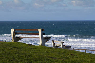 Photograph - A Place To Contemplate by Brian Roscorla