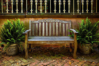 A Place To Rest Art Print by Diana Powell