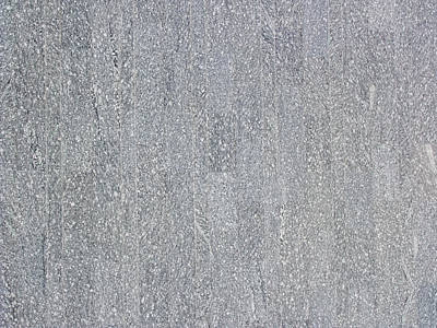 A Polished Grey Granite Wall Texture As Background Art Print