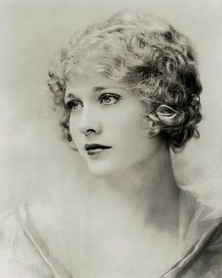 Esther Photograph - A Portrait Of Esther Ralston by Nickolas Muray