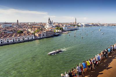 Photograph - A Privileged View by Alfio Finocchiaro