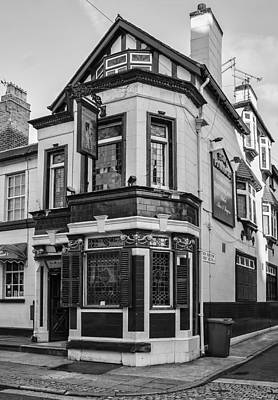 Photograph - A Pub On Every Corner by Georgia Fowler