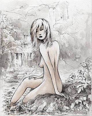 A Quiet Place Original by Rachel Christine Nowicki