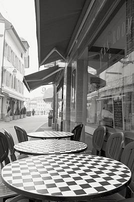 Vevey Photograph - A Quiet Sunday by Colleen Williams