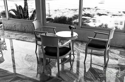 Photograph - A Rainy Day In Mykonos by John Rizzuto