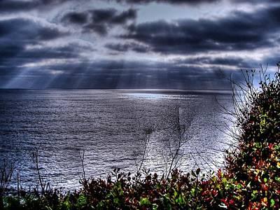 Photograph - A Reckoning At Sea by Michael Damiani