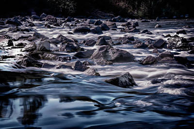 Photograph - A River Called Iller by Patrick Boening