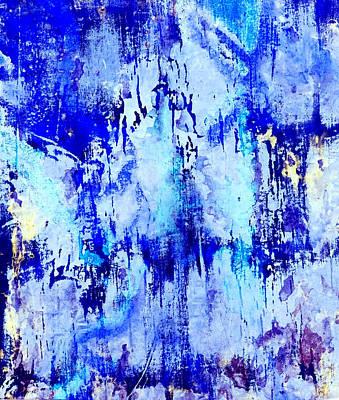 Painting - A River's Edge 2 by Giorgio Tuscani