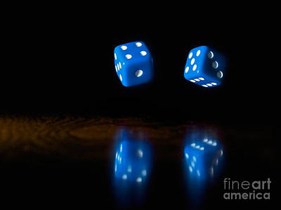 Photograph - A Roll Of The Dice by Mark Miller