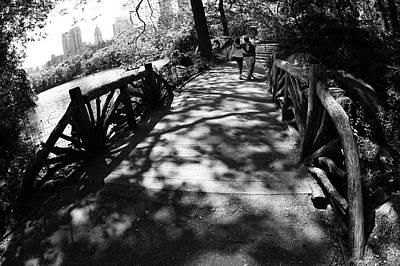 Photograph - A Romantic Ramble by Cornelis Verwaal