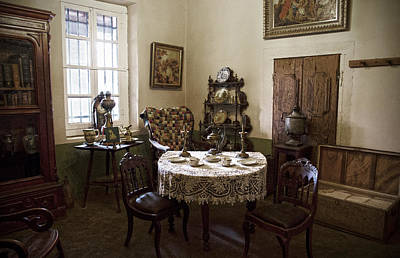 Photograph - A Room In Mission San Luis Obispo by RicardMN Photography