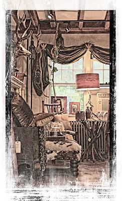 Photograph - A Room With An Invitation by Marcia Lee Jones