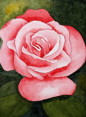 Painting - A Rose By Any Other Name by Brett Winn