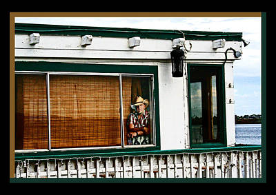 Photograph - Country Music On The Sacramento Delta  by Joseph Coulombe