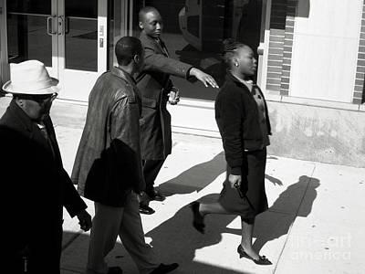 Photograph - A Scene In Harlem by RicardMN Photography