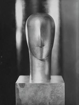 Photograph - A Sculpture By Siegel by George Hoyningen-Huene