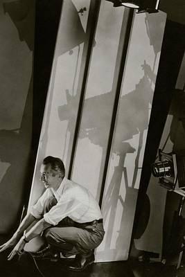 Self Photograph - A Self-portrait Of Edward Steichen by Edward Steichen