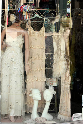 Photograph - A Shop Window by Suzie Banks