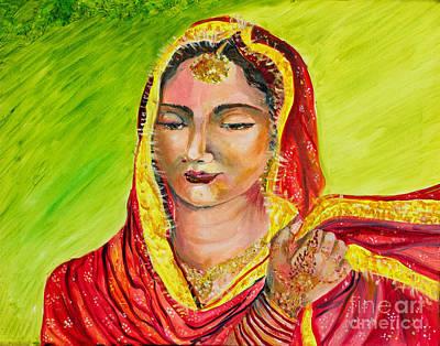 A Sikh Bride Original